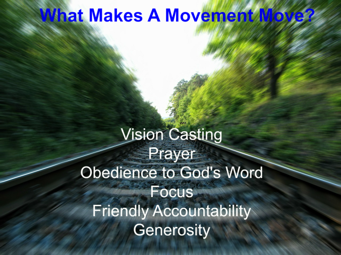 what makes a movement move