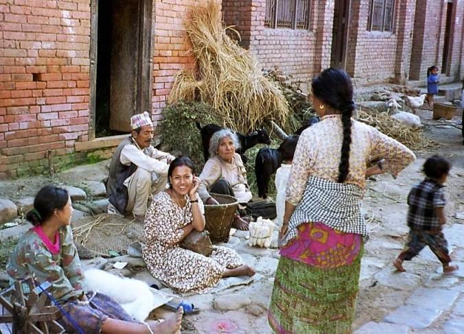 Nepal scene